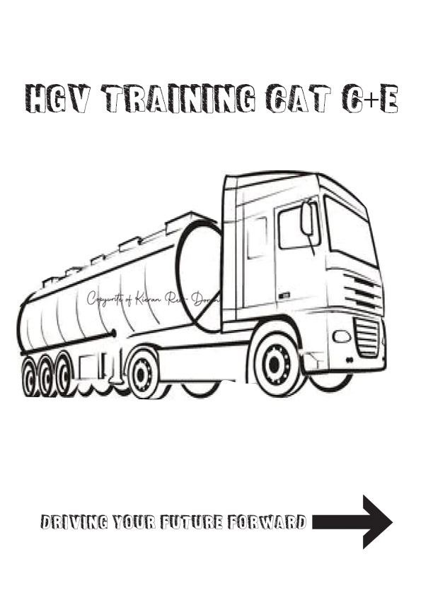 HGV Training (Cat C+E) Class 1 Coming soon